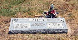 Rillie M <i>Gann</i> Allen