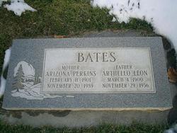 Arizona Laverne <i>Perkins</i> Bates