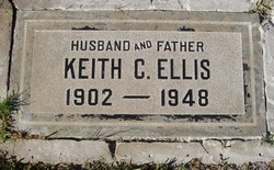 Keith Carol Ellis
