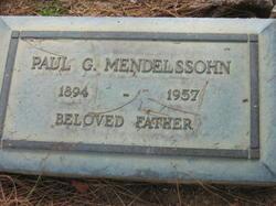 Paul G Mendelssohn