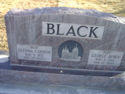 Glenna <i>Cannon</i> Black