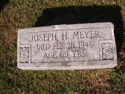 Joseph H Meyer