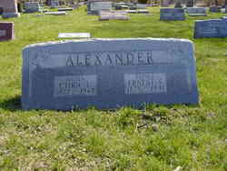 Cora E. Alexander