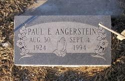 Paul Edward Angerstein