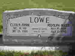 Rodolph Allen Lowe