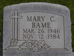 Mary Catherine <i>Gase</i> Bame