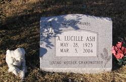 Agnes Lucille Ash