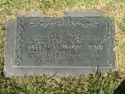 Terry Lynn <i>Brazelton</i> Tumm