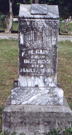 Francis Marion Gandy