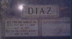 Vincent Vargas Diaz, Jr