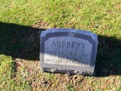 Clara B <i>Eager</i> Andrews
