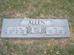 A C Allen