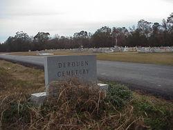 Derouen Cemetery