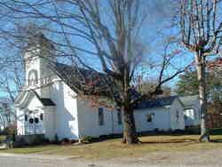 Oak Grove Christian Church Cemetery