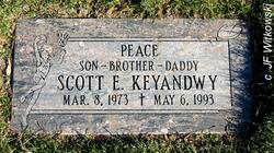 Scott Eugene Keyandwy