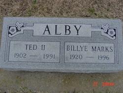 Billye <i>Marks</i> Alby
