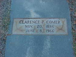 Clarence Philip Comer