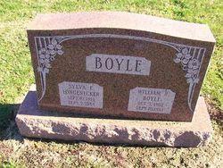 Sylva E <i>Longenecker</i> Boyle