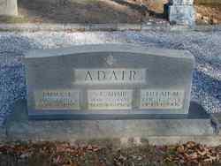 Emma J <i>Jordan</i> Adair