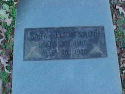 Sara Nelson Smith