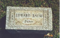 Edward Baum