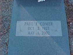 Paul F. Comer