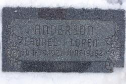 Laurel Anderson