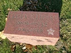 Leota P Eifert