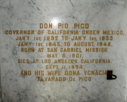 Pio Pico
