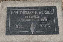 Thomas Harold Werdel