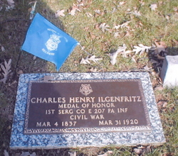 Charles Henry Ilgenfritz