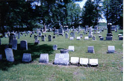 Mortons Corners Rural Cemetery