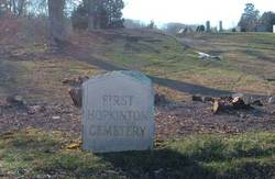 First Hopkinton Cemetery