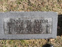 Jennie <i>Morti</i> Astor