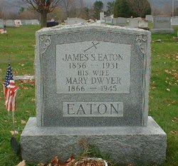 Mary <i>Dwyer</i> Eaton