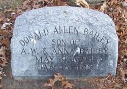 Donald Allen Bailey