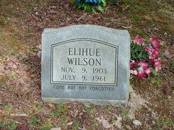 Elihue Wilson