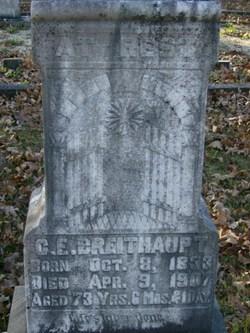Charles Ernest Breithaupt