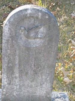 Infant Son of D. & Lena Duke