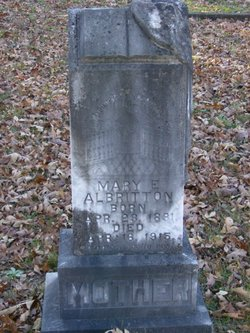 Mary E. Albritton