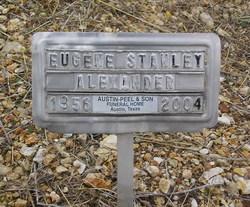 Eugene Stanley Alexander