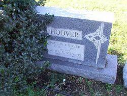 Anita G <i>Stevens</i> Hoover