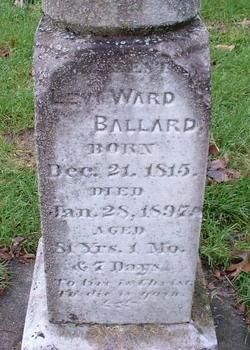 Levi Ward Ballard