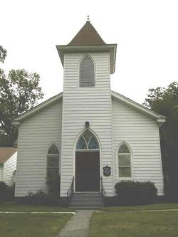Garys Church Cemetery