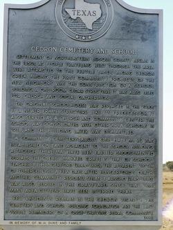 Cedron Cemetery