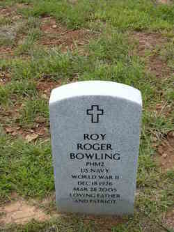 Roy Roger Bowling