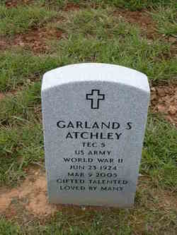 Garland S Atchley