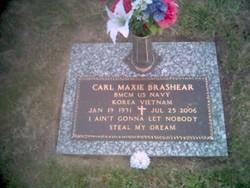 Carl Maxie Brashear