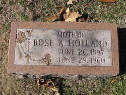 Rose Elizabeth <i>Astor</i> Holland