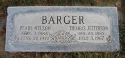 Thomas Jefferson Barger
